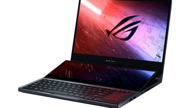 ASUS presenta nuevos portátiles con Intel Core Serie H de 10ª generación y NVIDIA RTX Super