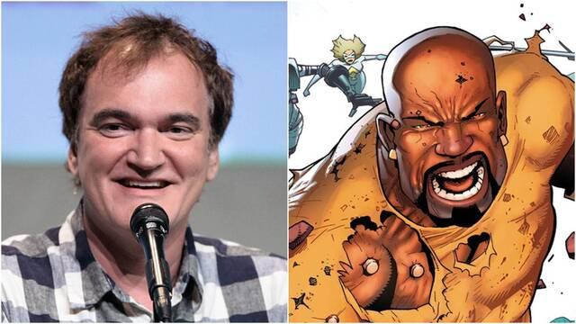 Tarantino estuvo cerca de hacer una película de Luke Cage con Laurence Fishburne