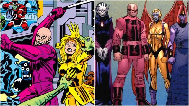 Los Eternos: ¿Será este el gran villano de la próxima película de Marvel?