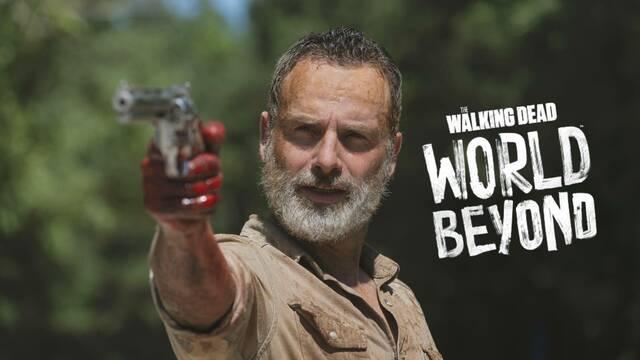 The Walking Dead: World Beyond incluye a Rick Grimes en un nuevo tráiler