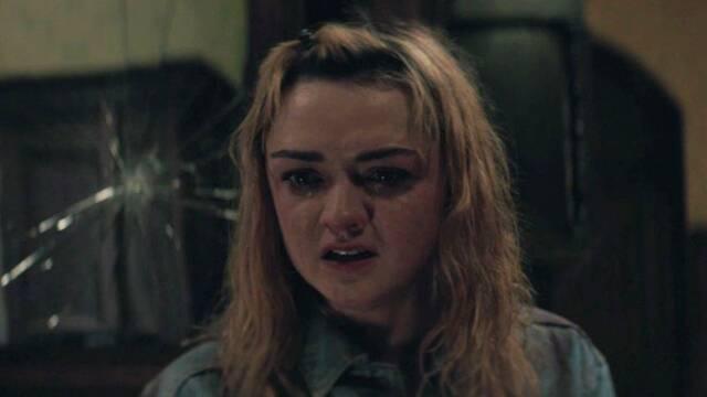 Nueva imagen de Maisie Williams de Juego de Tronos en The Owners