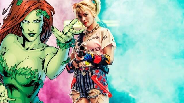 Aves de Presa: La directora quiere la relación de Harley Quinn y Poison Ivy