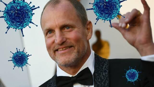Woody Harrelson la lía: Cree que el coronavirus es culpa del 5G