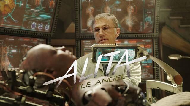 Christoph Waltz también quiere una secuela de Alita: Ángel de combate