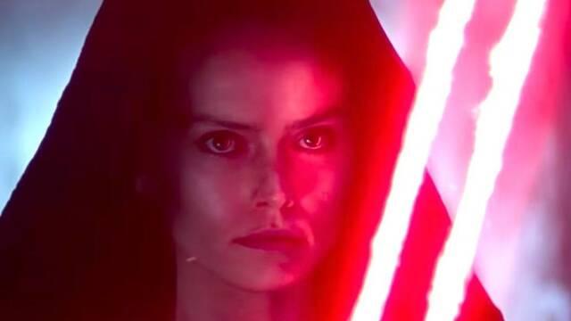 Star Wars: Así es el sable oscuro de Rey en El Ascenso de Skywalker