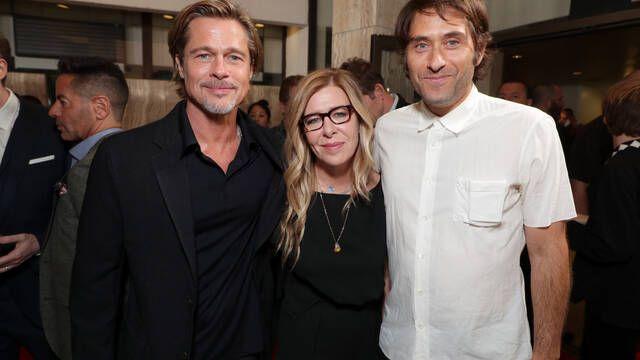 Brad Pitt y su productora Plan B fichan por Warner Bros.
