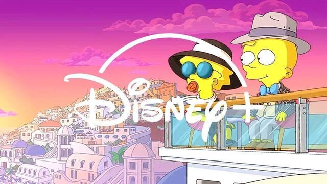 Los Simpson: El corto de Maggie aterrizará mañana en Disney+