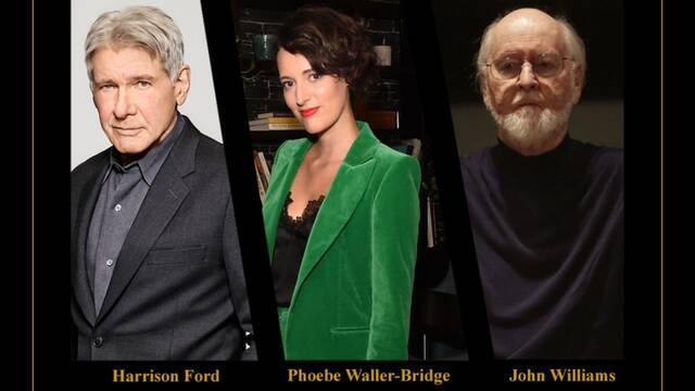 Indiana Jones 5 ficha a Phoebe Waller-Bridge y reconfirma su estreno: 29 de julio de 2022