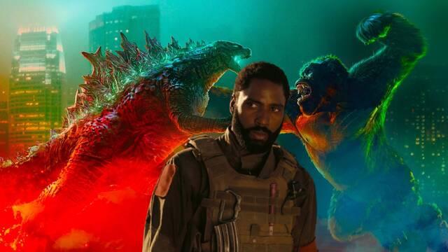 'Godzilla vs. Kong' supera a 'Tenet' como la película más taquillera de la pandemia en USA