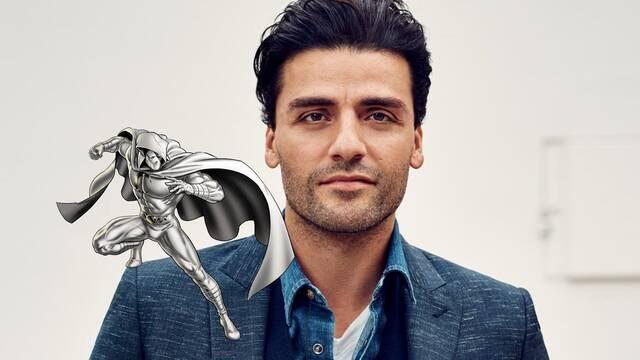 Moon Knight: Oscar Isaac entrena ya para la nueva serie de Marvel y Disney+