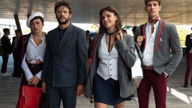 'Élite' regresará a Netflix el próximo 18 de junio con su cuarta temporada