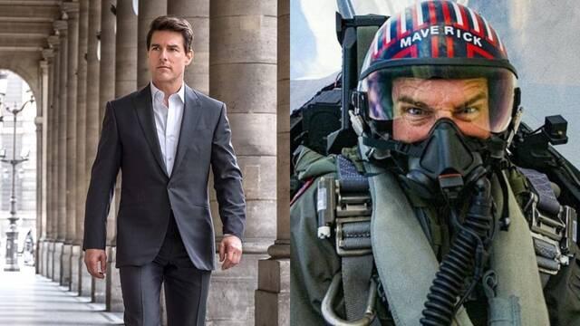Paramount retrasa el estreno de 'Top Gun: Maverick' y 'Misión Imposible 7'