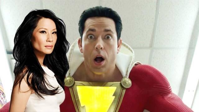 Shazam 2: Lucy Liu se une a la secuela como la villana Kalypso