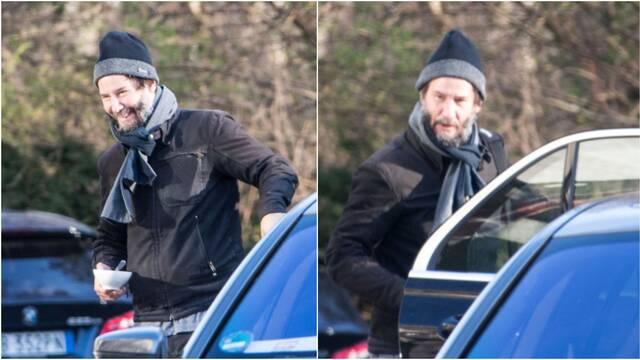 John Wick 4: Primeras imágenes de Keanu Reeves llegando al rodaje