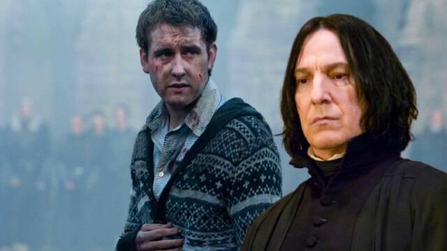 Harry Potter: El actor de Neville comparte una emotiva historia sobre Alan Rickman