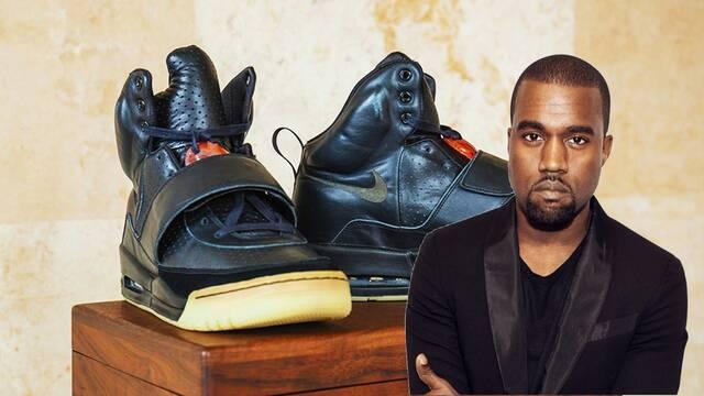 Las zapatillas Nike de Kanye West apuntan a ser las más caras de la historia