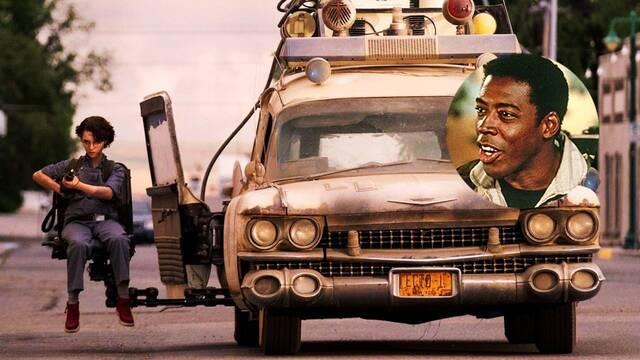 Ernie Hudson de Cazafantasmas ya ha visto la nueva película de la saga