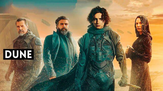 Dune: Fecha de estreno, tráiler y detalles de la ambiciosa película de Warner Bros.