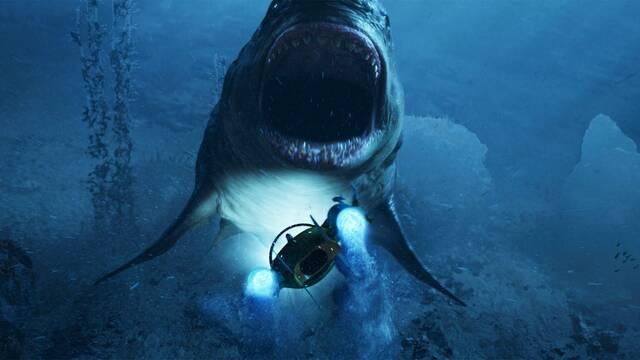 Megalodón 2 tendrá más de un megalodón, según el director Ben Wheatley