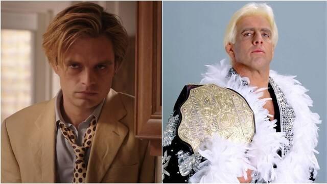 Sebastian Stan quiere ser Ric Flair en el biopic de esta leyenda de la lucha libre