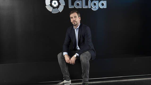 Hablamos con Alfredo Bermejo, director de estrategia digital de LaLiga, en la recta final de su competición de FIFA21