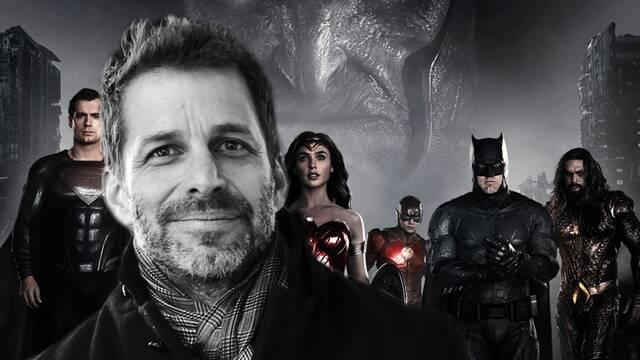 Zack Snyder: 'Si #RestoreTheSnyderVerse triunfa, pondré todo mi esfuerzo en ello'