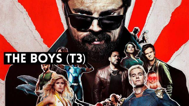 The Boys Temporada 3: Fecha de estreno, historia y detalles de la serie de Amazon