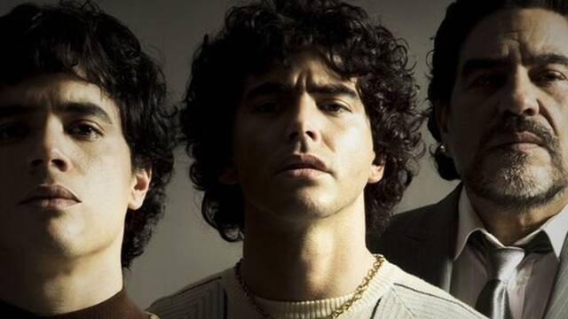 Primer tráiler de 'Maradona: Sueño Bendito', la nueva serie de Amazon