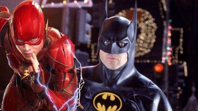 The Flash: Confirman que Michael Keaton regresará como Batman en el film de DC