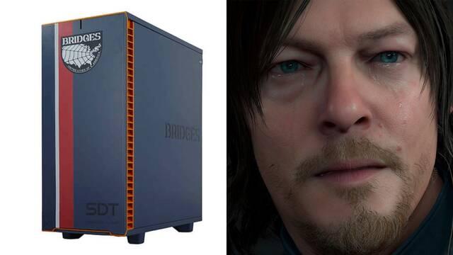 Llega a Japón la caja de PC de Death Stranding aprobada por Kojima y a un precio de 205 €