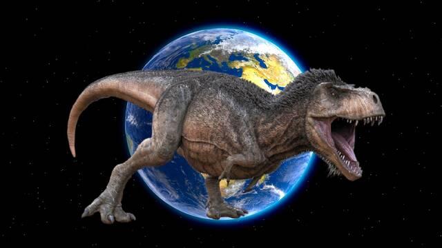 ¿Cuántos tiranosaurios rex llegaron a existir en la Tierra? Un estudio lo revela