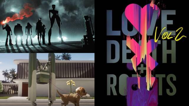 LOVE DEATH + ROBOTS estrena tráiler para su segunda temporada