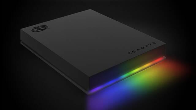Seagate presenta sus nuevos discos duros externos para jugadores