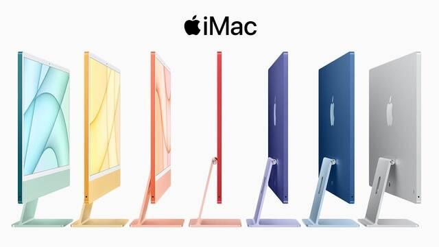Las novedades de Apple en el Spring Loaded Event: iMac rediseñado, nuevos iPadPro y Apple TV