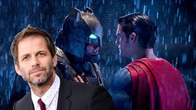 Batman v Superman: Zack Snyder quiso titular el film 'Son of Sun & Knight of Night'