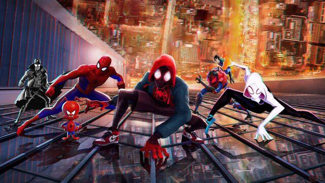 La secuela de 'Spider-Man: Un nuevo universo' confirma que tendrá tres nuevos directores