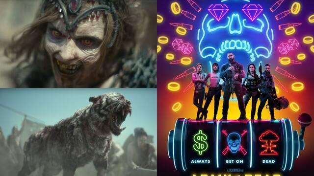 Army of the Dead: Netflix lanza una guía visual de su universo postapocalíptico