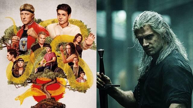 Netflix: La nuevas temporadas de Cobra Kai y The Witcher llegarán a finales de año