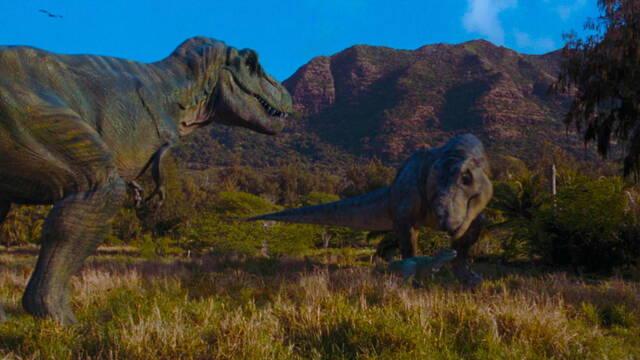 Un estudio afirma que los tiranosaurios vivían y cazaban en manada