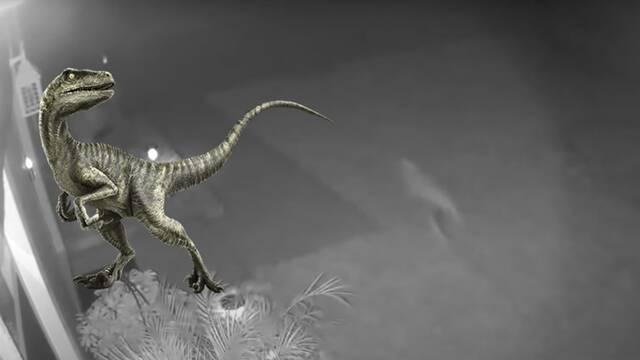 ¿Es un dinosaurio lo que ha captado esta cámara? Queremos pensar que sí