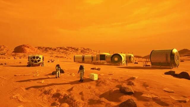 Marte: La NASA consigue generar oxígeno en el planeta rojo
