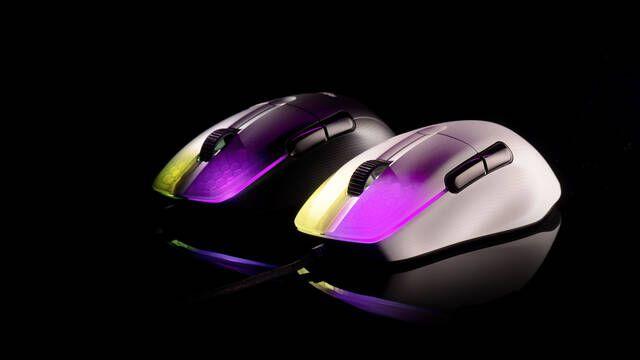 Roccat presenta sus ratones para jugar Kone Pro