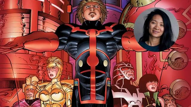 Los Eternos de Marvel abarcarán 7000 años de historia