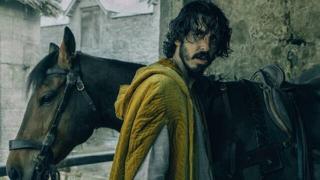 The Green Knight: Nuevas imágenes de la película de Dev Patel para adultos