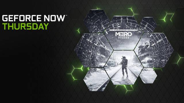 GeForce Now recibe 7 nuevos juegos y Ray Tracing en Metro Exodus