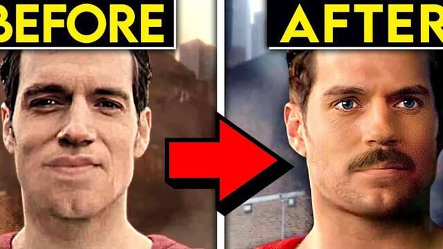 The Mustache Cut: Superman recibe su bigote en un ambicioso montaje de Liga de la Justicia