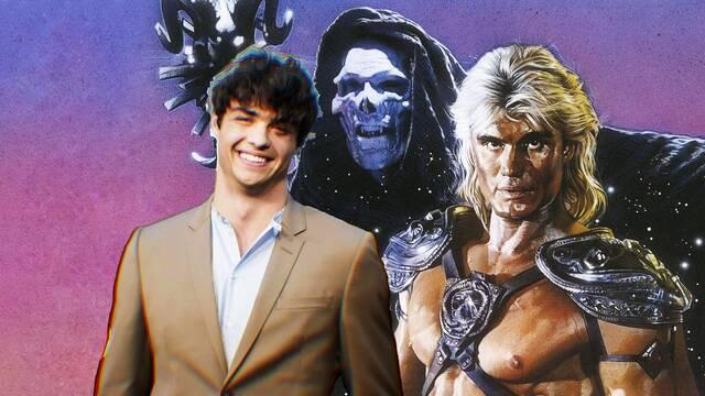 Noah Centineo ya no interpretará a He-Man en la película Masters of the Universe