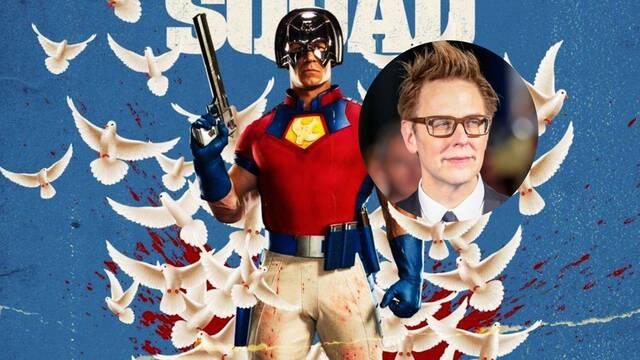 Peacemaker: James Gunn se plantea trabajar sólo en series de televisión