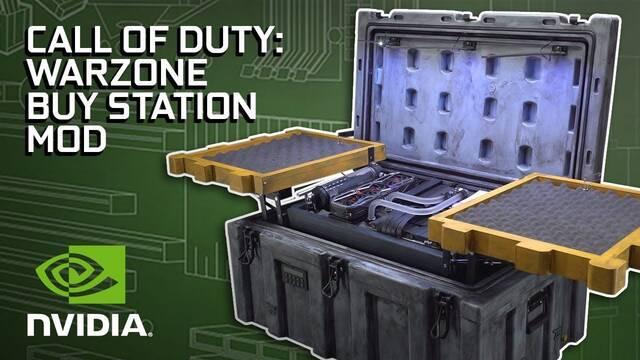El PC Modding de los viernes: La estación de compra de Call of Duty: Warzone
