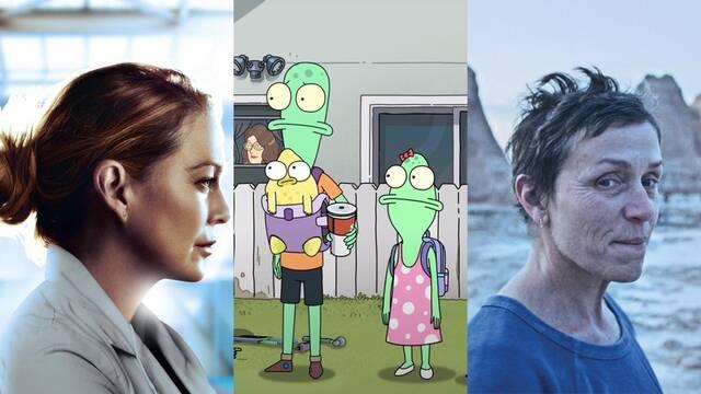 Estrenos de Disney+ en abril 2021: series y películas